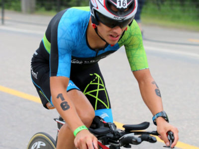 Podcast 60: Kevin Portmann, Professional Triathlete on Not Rolling with The Punches to Taking the Win