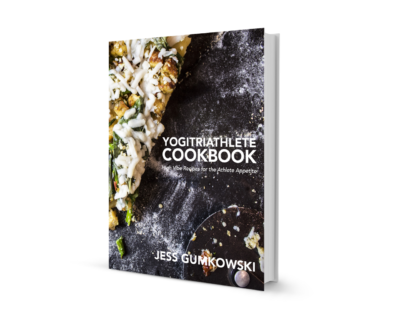 YogiTriathlete Cookbook – High Vibe Recipes for Athlete Appetite