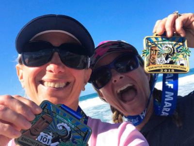 Podcast 95: Jess and Liz's Epic Training Weekend