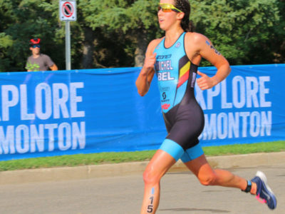 Podcast 116: Claire Michel, Professional Triathlete on Fulfilling Her Olympic Dream and Being Brave in the Face of Fear