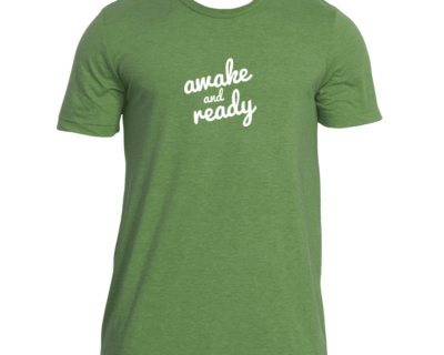 Awake & Ready Men's T-Shirt
