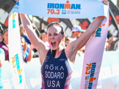 Podcast 137: Chelsea Sodaro on her Long Course Fulfillment and IM 70.3 Indian Wells Victory