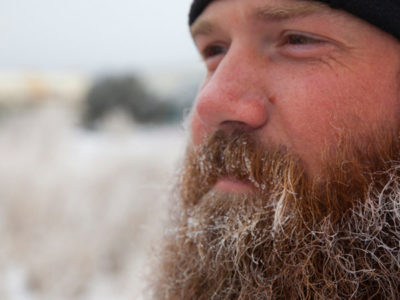 Podcast 151: Tom Voss the Meditating Vet on Walking 2,700 Miles and Healing Moral Injury