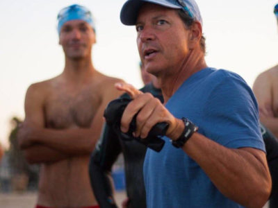 Podcast 169: Gerry Rodrigues of Tower 26 on Swimming for the Sport of Triathlon and Feeding the Wolves of our Minds