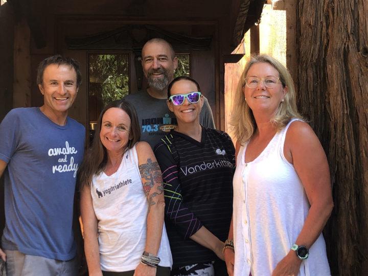 Podcast 174: Ironman 70.3 Santa Cruz Smackdown with Team YogiTriathlete