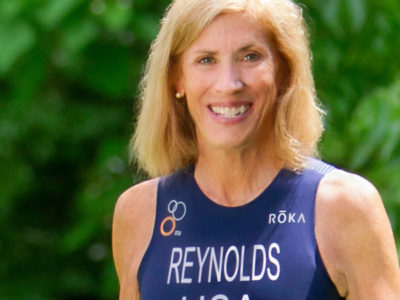 Podcast 226: Sue Reynolds On Finding A Competitive Beast Inside