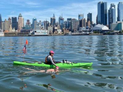 Podcast 227: Sabrina Houston On Swimming 28.5 Miles Around Manhattan
